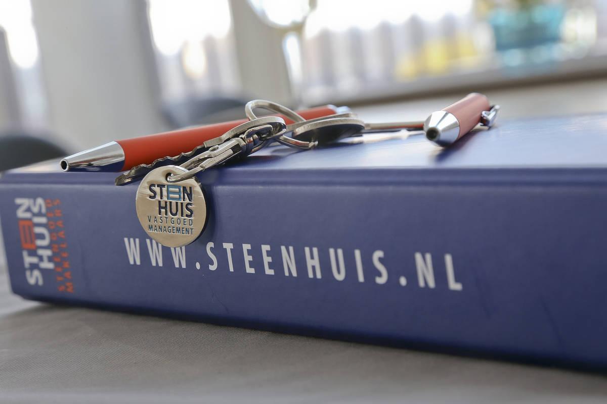 Aangepaste openingstijden Steenhuis Vastgoedmanagement.